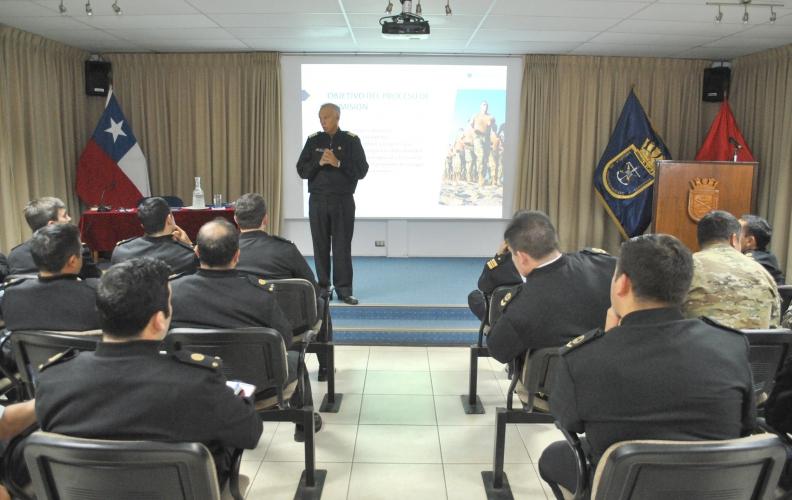 Capacitación a los Jefes de Sede, Monitores y Expositores para la campaña de promoción CUA 2017.