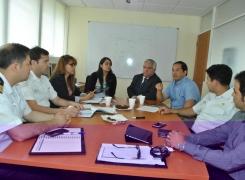PROYECTO MECESUP DE LA APOLINAV TRABAJA EN LA UNIÓN DE LAS BIBLIOTECAS NAVALES.