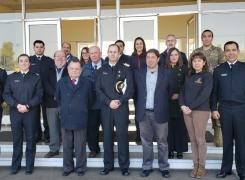 AUTORIDADES DEL MINSAL VISITARON CENTRO DE SIMULACIÓN E INSTRUCCIÓN MÉDICA.
