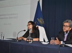 Banco Estado realizó Conferencia a los alumnos de la Escuela de Abastecimiento.