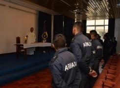 A.P.N. DIO INICIO A SUS ACTIVIDADES RELIGIOSAS PARA GRUMETES 2017.