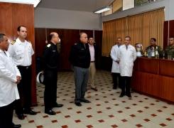 COMANDANTE GENERAL DEL PERSONAL DEL EJÉRCITO DE CHILE VISITÓ ACADEMIA POLITÉCNICA NAVAL.