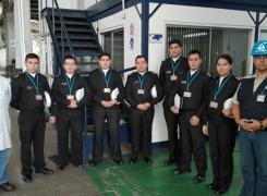 Curso Inspectores de Armamentos realizó visita profesional a  ASMAR Valparaíso