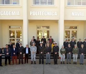 SEGUNDO CICLO DE REUNIONES INTERACADEMIAS POLITÉCNICAS DE LAS FUERZAS ARMADAS  EN APOLINAV.