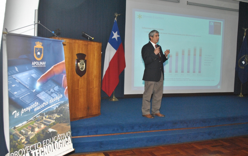 Academia Politécnica Naval inauguró su Cuarta Feria Tecnológica