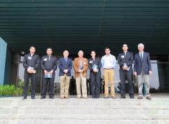 7° año de Ingeniería Naval Electrónica APOLINAV visitó SISDEF
