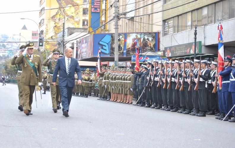 Academia Politécnica Naval conmemoró el 89° Aniversario de Carabineros de Chile
