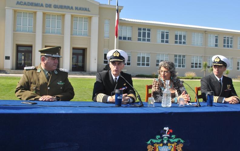 Armada y Municipalidad de Viña invitaron a participar en la XXII Corrida Familiar Mes del Mar