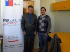 APOLINAV coordina trabajo colaborativo con Proyecto Explora Región Valparaíso