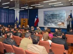 Academia Politécnica Naval realizó conferencia por el Día de la Familia Naval