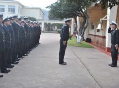 Academia Politécnica Naval recibió al Segundo Curso de Mando 2016.