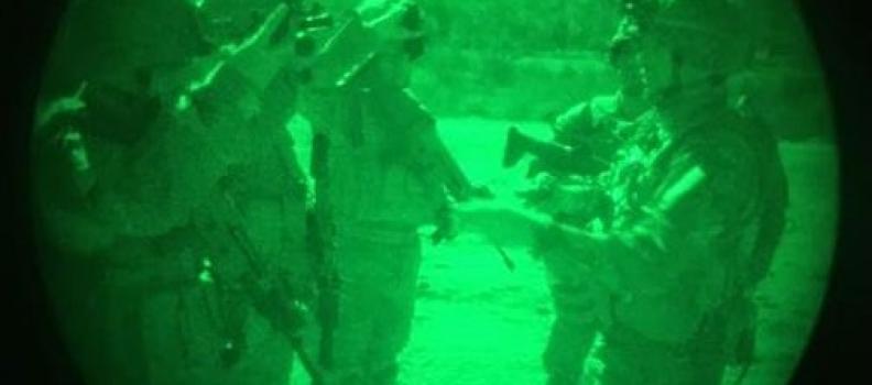 GUARDIAMARINAS IM REALIZARON INSTRUCCIÓN CON LA BRIGADA ANFIBIA EXPEDICIONARIA.