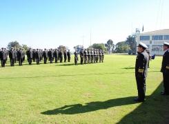 Academia Politécnica Naval efectuó ceremonia Graduación 2° Curso de Mando 2014.