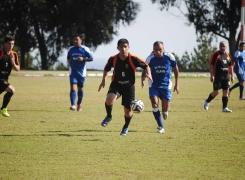 """Campus """"Jaime Charles"""" de la A.P.N. finalizó el Campeonato de fútbol  """"16 de Junio""""."""