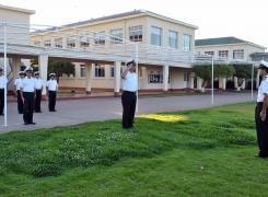 Entrega de Jefatura del Campus Hyatt de la Academia Politécnica Naval.
