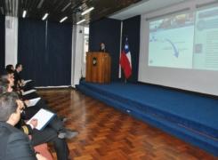 PROCESO DE DEFENSA DE TRABAJOS DE TÍTULO DE OFICIALES ALUMNOS DE LA APOLINAV.