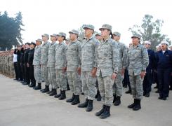 Saludo a los alumnos de la Fuerza Aérea de Chile por cumplir 84 años de vida.