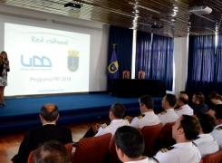 COMENZÓ PROGRAMA DE DIFUSIÓN DEL PROGRAMA EDUCATIVO INTEGRAL CON UNIVERSIDAD DEL DESARROLLO.