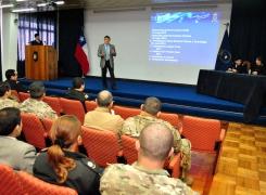 Academia Politécnica Naval prepara lanzamiento de la Segunda Feria Tecnológica.