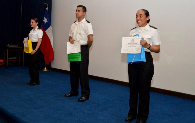 "ACADEMIA POLITÉCNICA NAVAL REALIZÓ LA ""6TH ANNUAL A.P.N. GOLDEN ANCHOR AWARDS""."