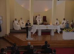 CONMEMORACIÓN DE LA CONSAGRACIÓN AL SAGRADO CORAZÓN DE JESÚS Y AL INMACULADO CORAZÓN DE LA VIRGEN MARÍA.