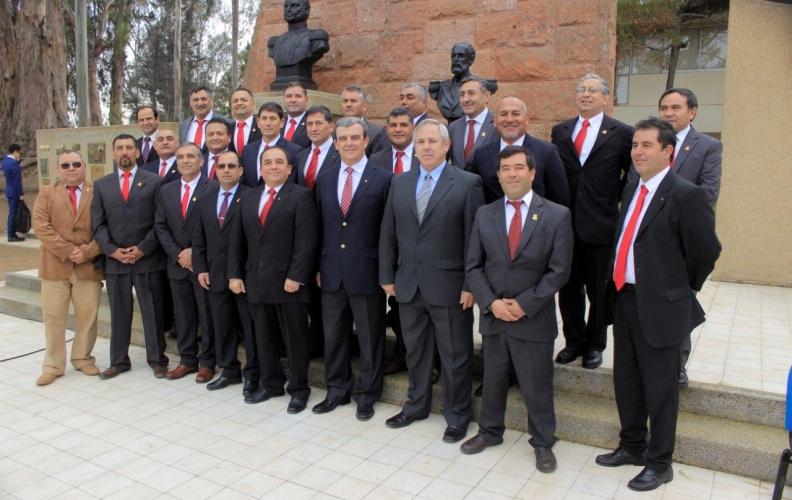 CEREMONIA CELEBRACIÓN DE LOS 35 AÑOS DE SERVICIO DE LA PROMOCIÓN 1985.