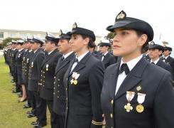 PREMIACIÓN INTERNA DE OFICIALES EN ACADEMIA POLITÉCNICA NAVAL.